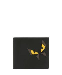 Fendi | Кожаный Кошелёк Monster Butterfly