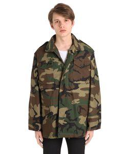 Alpha Industries | Хлопковая Куртка