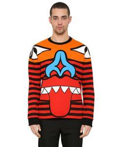 Givenchy | Хлопковый Свитшот Totem