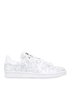 adidas Originals | Rita Ora Stan Smith Leather Sneakers