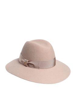 Borsalino | Фетровая Шляпа Claudette С Широкими Полями