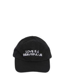 NASASEASONS | Кепка Love Is A Beautiful Lie С Вышивкой