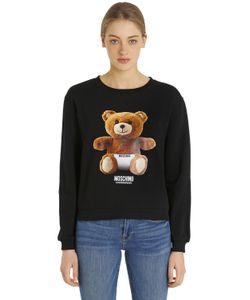 Moschino Underwear | Хлопковый Свитшот С Принтом Teddy Bear