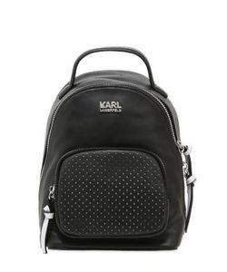 Karl Lagerfeld | Кожаный Мини-Рюкзак