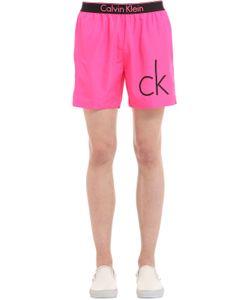 Calvin Klein | Плавательные Шорты Из Нейлона