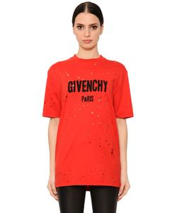 Givenchy | Футболка Из Джерси