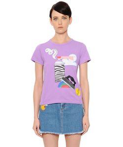 Marc Jacobs | Julie Verhoeven Printed Jersey T-Shirt