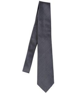 Giorgio Armani | Шёлковый Галстук В Полоску 8cm