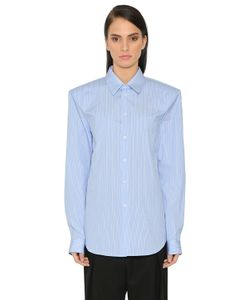 Jil Sander | Рубашка Из Поплин