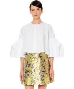 Delpozo | Блуза Из Поплин