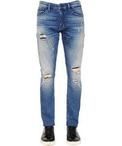 Calvin Klein Jeans | Джинсы Скинни Из Стретч Денима 16См