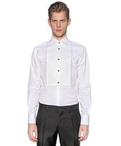 Dsquared2 | Рубашка Из Поплин С Пластроном