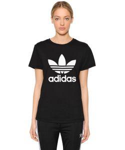 adidas Originals | Футболка Trefoil Из Джерси