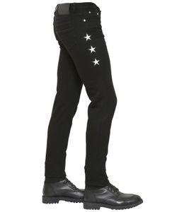 Givenchy | Джинсы Из Стретч Деним 155cm