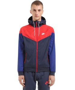 Nike | Куртка Windrunner Из Рипстоп