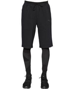 Puma Select   Evo Image Cotton Blend Piqué Shorts