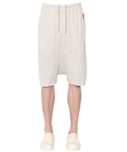 Rick Owens | Drkshdw Cotton Jersey Shorts