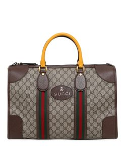 Gucci | Сумка Из Кожи И Ткани С Принтом Gg Supreme