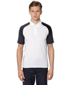 PORSCHE DESIGN SPORT | Рубашка-Поло Из Нейлона С Технологией Climachill