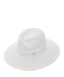 Maison Michel   Щляпа Virginie Из Плетёной Соломы