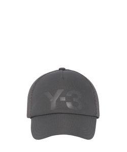 Y-3 | Бейсбольная Кепка С Логотипом