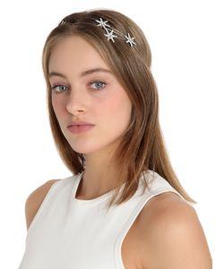 Jennifer Behr | Ободок Для Волос Venus С Кристаллами Swarovski