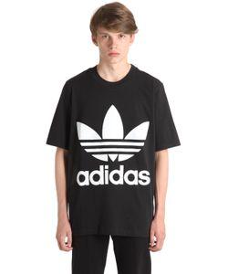 adidas Originals | Футболка Ac Boxy Из Джерси С Принтом Логотипа