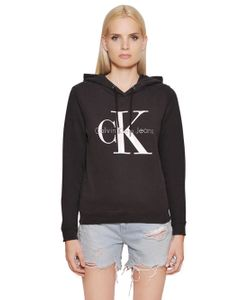 Calvin Klein Jeans | True Icon Hooded Cotton Sweatshirt