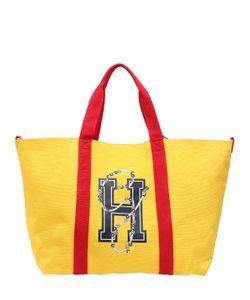 Tommy Hilfiger | Сумка Gigi Hadid Из Канвас С Логотипом
