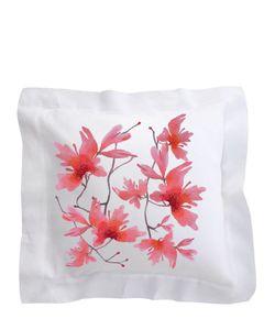 SANS TABÙ | Льняная Наволочка Peach Blossom