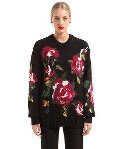 Dolce & Gabbana | Свитер Из Полушерстяного Трикотажа