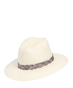 SUPERDUPER   Masculine Woven Waxed Paper Hat