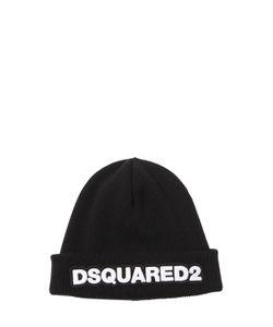 Dsquared2 | Шерстяная Шапка С Логотипом