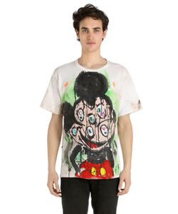 PATRICIA FIELD ART FASHION | Scooter Laforge Hand-Painted T-Shirt