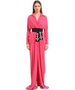 STEFANO DE LELLIS | Рубашка-Платье С Поясом