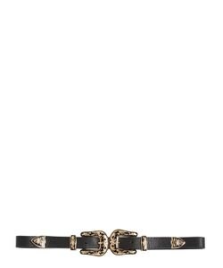 B-Low The Belt | 25mm Double Buckled Leather Belt