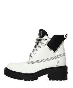 Kenzo | Ботинки Sierra Из Кожи Нубук 60Мм