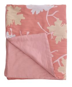SANS TABÙ | Покрывало Peach Blossom Из Жаккарда