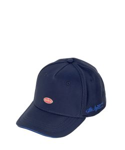 ETTORE BUGATTI COLLECTION | Бейсбольная Кепка Из Хлопка С Логотипом