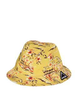 MAUNA KEA | Шляпа Из Канвас С Принтом