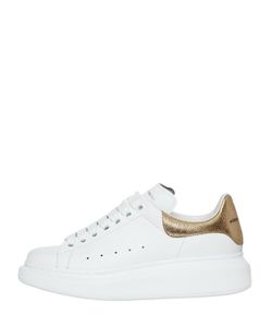Alexander McQueen | 40mm Leather Leather Sneakers