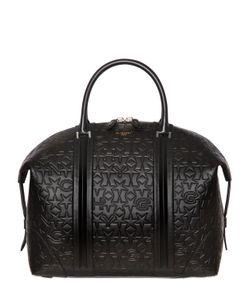 Givenchy | Кожаная Сумка С Тиснением Звёзд И Логотипа