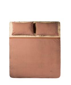 ALESSANDRO DI MARCO | Комплект Постельного Белья Из Хлопка Поплин