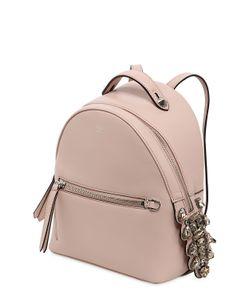 Fendi | Кожаный Рюкзак С Кристаллами Swarovski