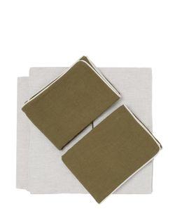 ONCE MILANO | Комплект Постельного Белья Piping Collection