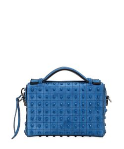 Tod'S | Micro Bauletto Suede Bag