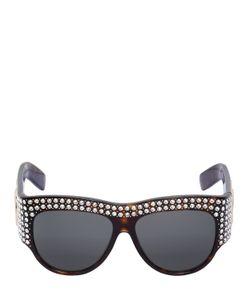 Gucci | Солнцезащитные Очки С Кристаллами Swarovski