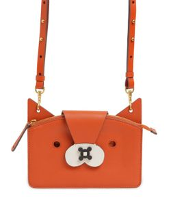 Anya Hindmarch | Fox Leather Crossbody Bag