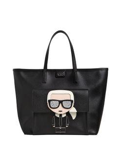 Karl Lagerfeld | Сумка K/Ikonik Из Искусственной Кожи