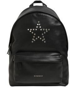 Givenchy | Кожаный Рюкзак С Заклёпками